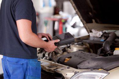 Ellesmere Port Engine Centre Ltd for Servicing, MOT, Vehicle