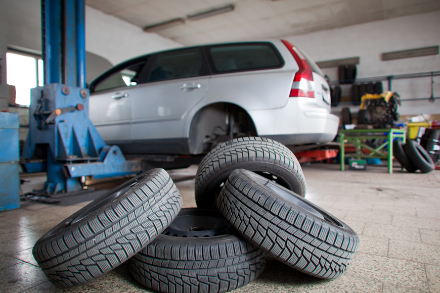 10 Things You Didn't Know About Tyres